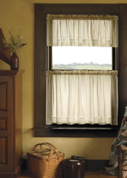 Country Willow Curtain Collection