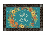 Fall Greeting MatMate Insert