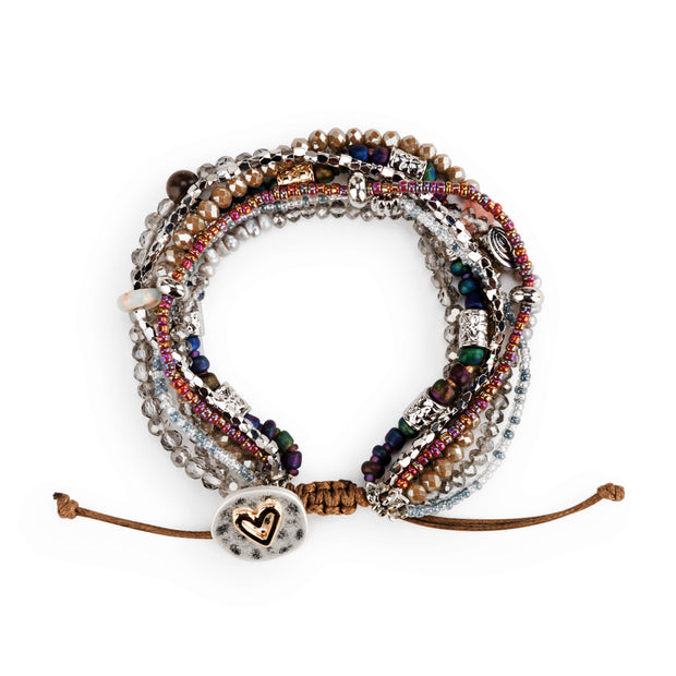 Your Journey Heart Bracelets