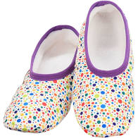 Hodgepodge Snoozies Skinnies Slippers