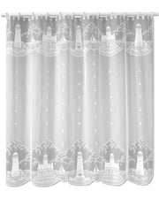 "Heritage Lace 72""x 72"" Shower Curtain - White"