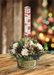 "Nordic Joy 16"" Mini Art Pole"