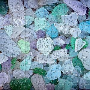 Sea Glass Teaser Puzzle