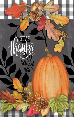 "Season of Thanks 13"" Mini Art Pole"