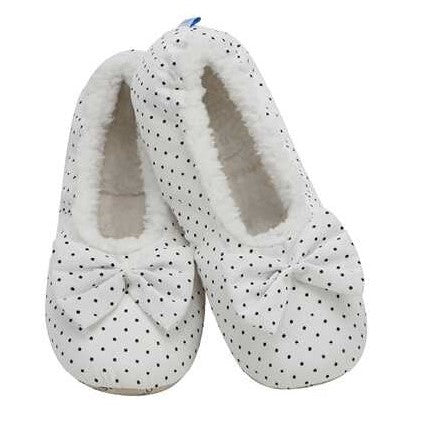 Modern Ballerina Snoozies Slippers