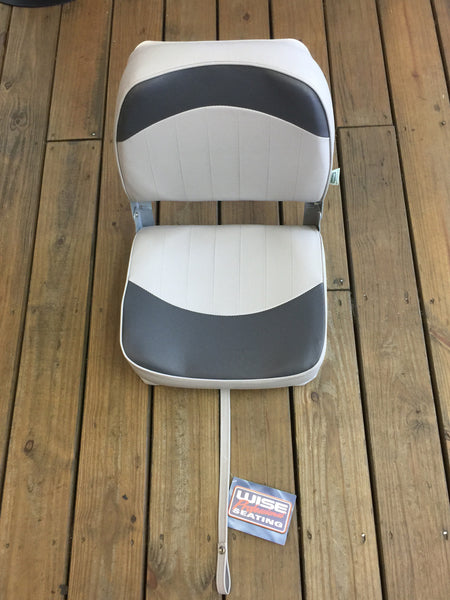 Wise Boat Seat Gray