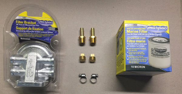 MARPAC Fuel/Water Seperator Filter Kit