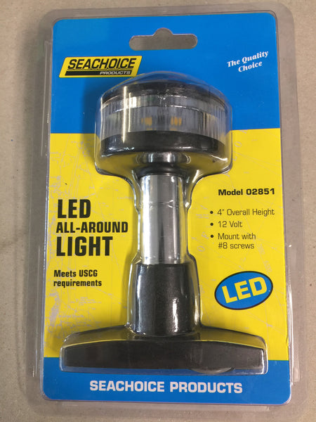 LED all around Anchor light/ Stern light 4""