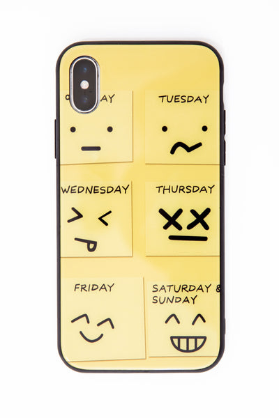 Yellow Mobile Cover