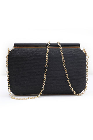 Black Hard Clutch