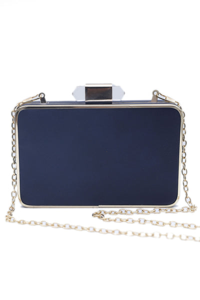 Navy Hard Clutch