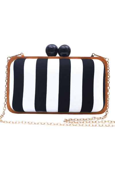 Black & White Hard Clutch