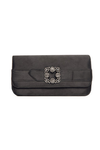 Black Soft Clutch