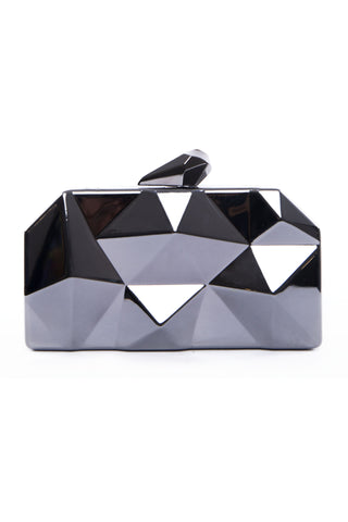 Grey Metallic Hard Clutch