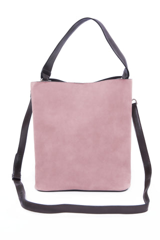 Grey & Tea Pink Tote Bag