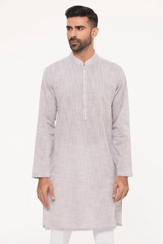 Medium Grey Kurta