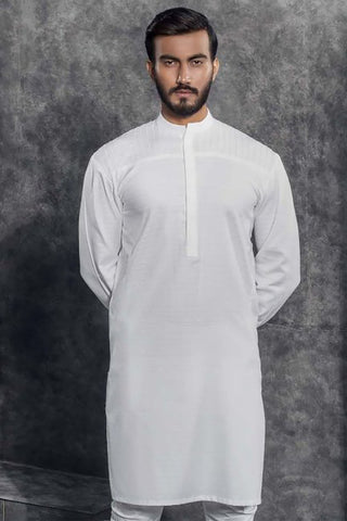 Wholesome White Kurta