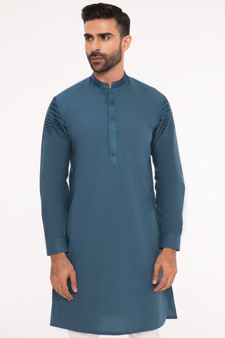 Terrific in Teal Kurta