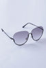 Grey Dapper Sunglasses