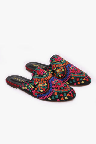 Multi Colored Flats
