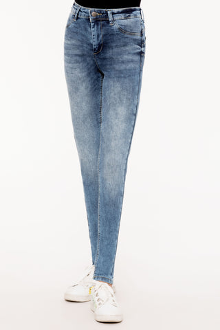 Faded Skinny Jeans