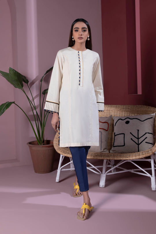 Sapphire Basic Ivory Summer Ready to Wear