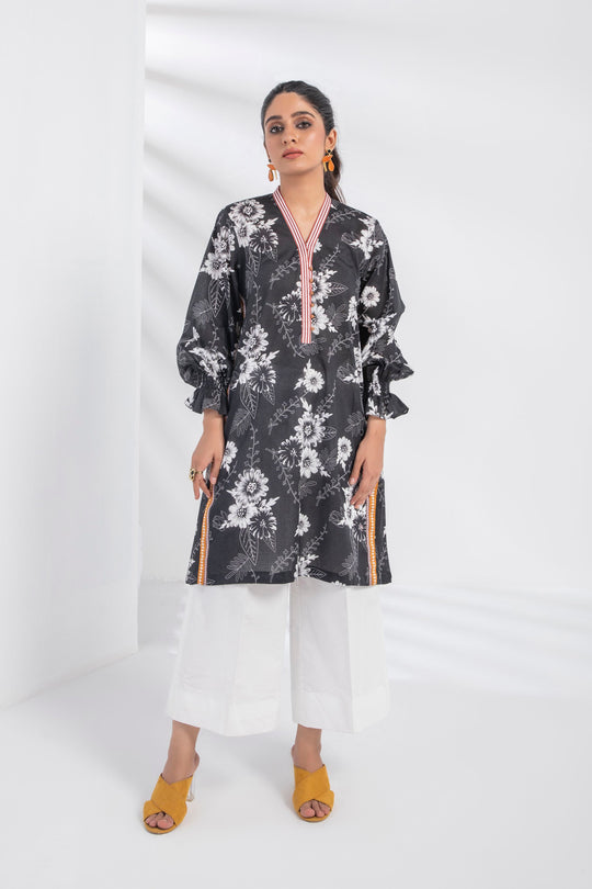 Sapphire Floral Robe Eid Ready To Wear