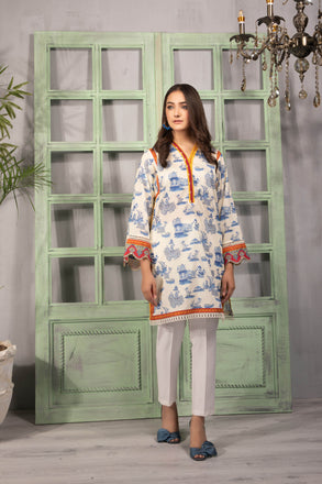 Sapphire Shangrilla Summer Lawn Collection 2020 | Sapphire Lawn