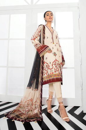 Sapphire Online Red n White Festive Collection 2020