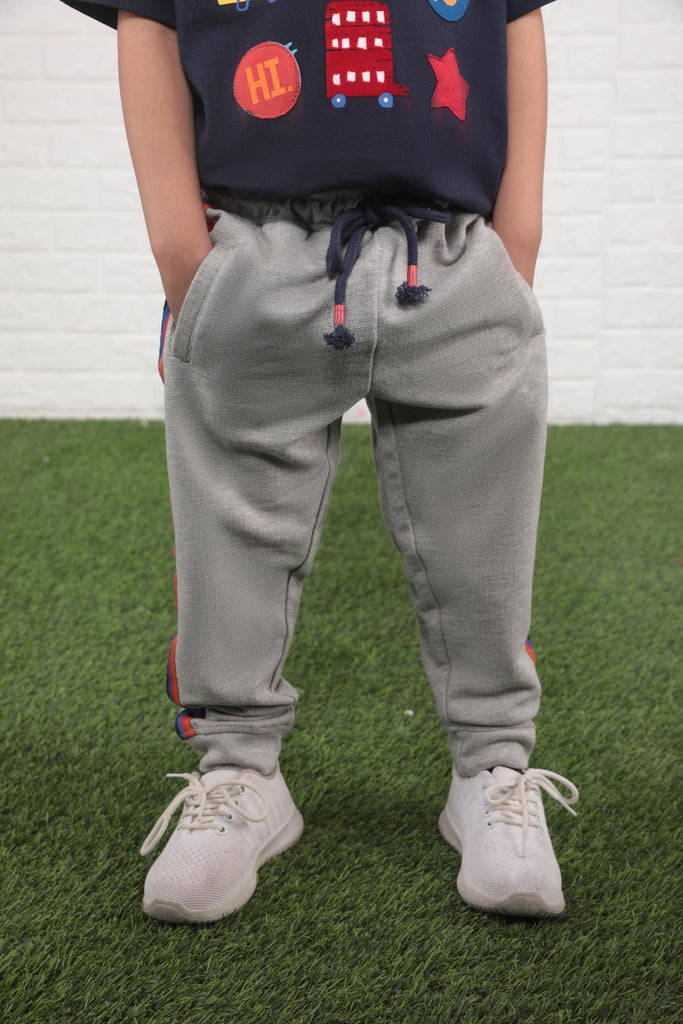 Side Striped jogger Pants