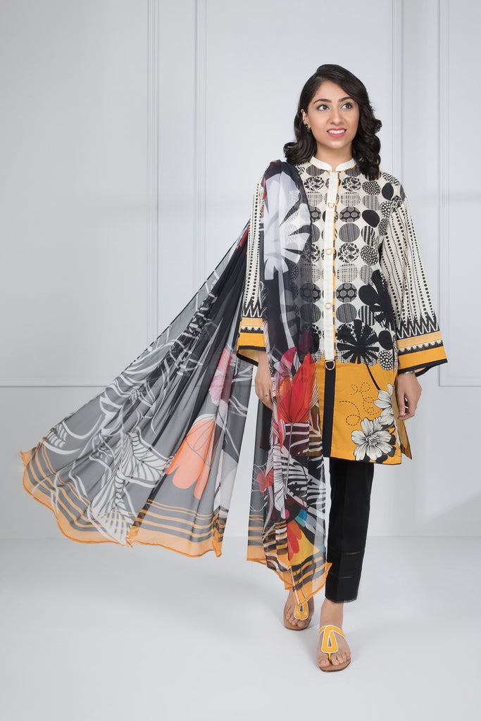 Smart Shadow Dupatta