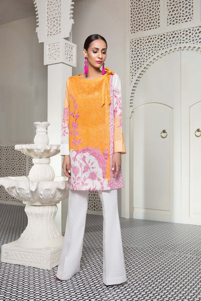 Turkish Day Sapphire Lawn Collection
