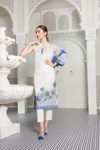 Wave Sapphire Lawn Collection