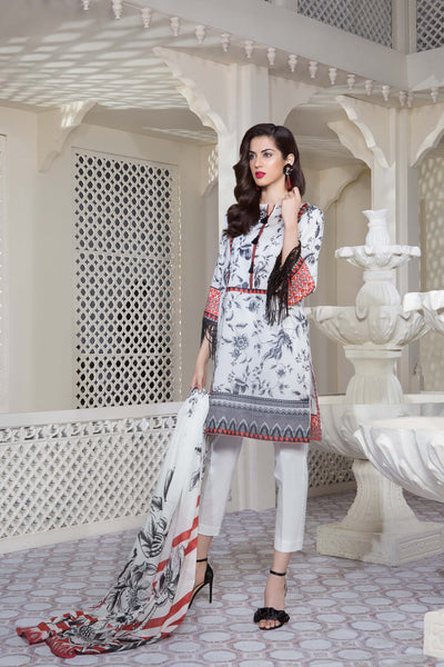 Spring Time B Sapphire Lawn Collection