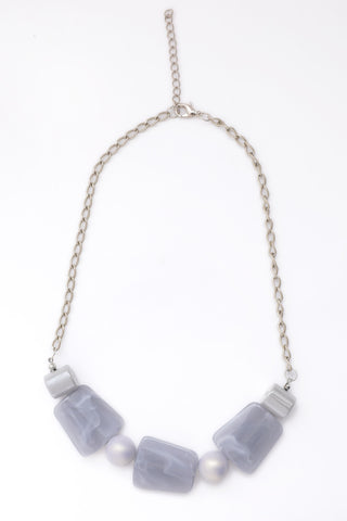 Grey Necklace