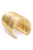 Layered Bangle Bracelet (Gold)