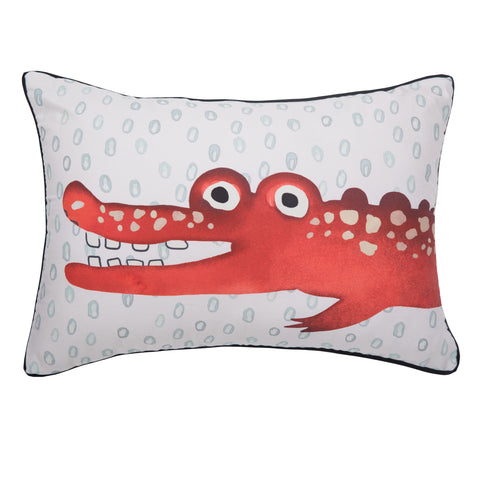 Alligator - Cushion Cover