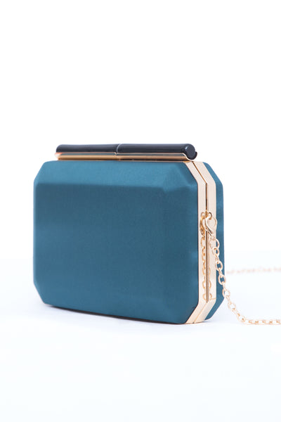 Dark Green Hard Clutch