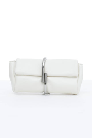 White Soft Clutch