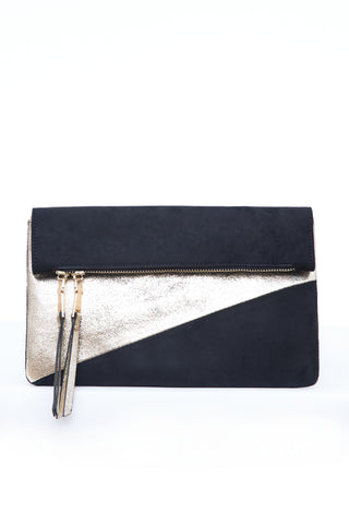 Black/Gold SOFT CLUTCH