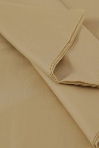 Camel Unstitched Trouser