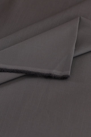 Charcoal Grey Unstitched Trouser
