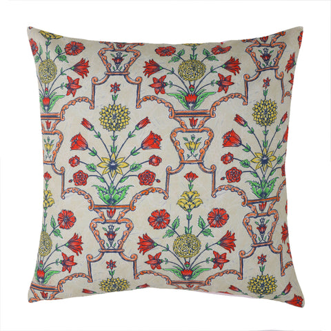 Ethnic Ornament - Cushion Cover