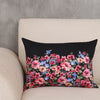 Floral Garden Cushion Cover