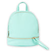 Aqua Blue Backpack