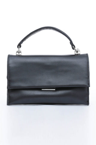 Black Handle Cross Body