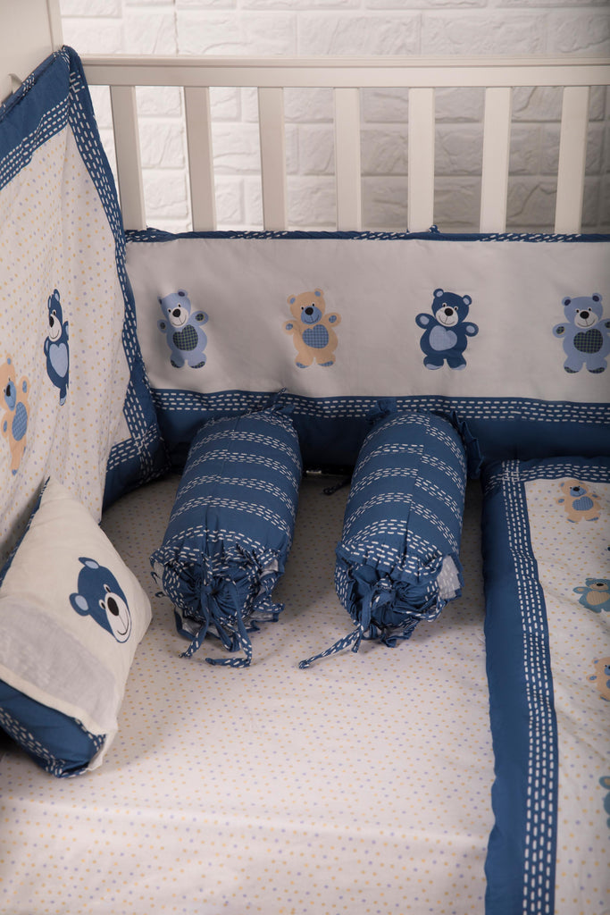 Teddy Bear - Baby Cot