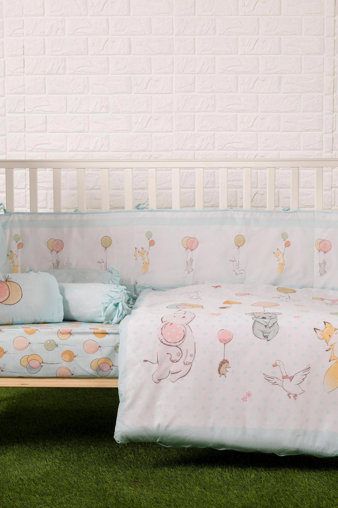 Flying Animal - Baby Cot