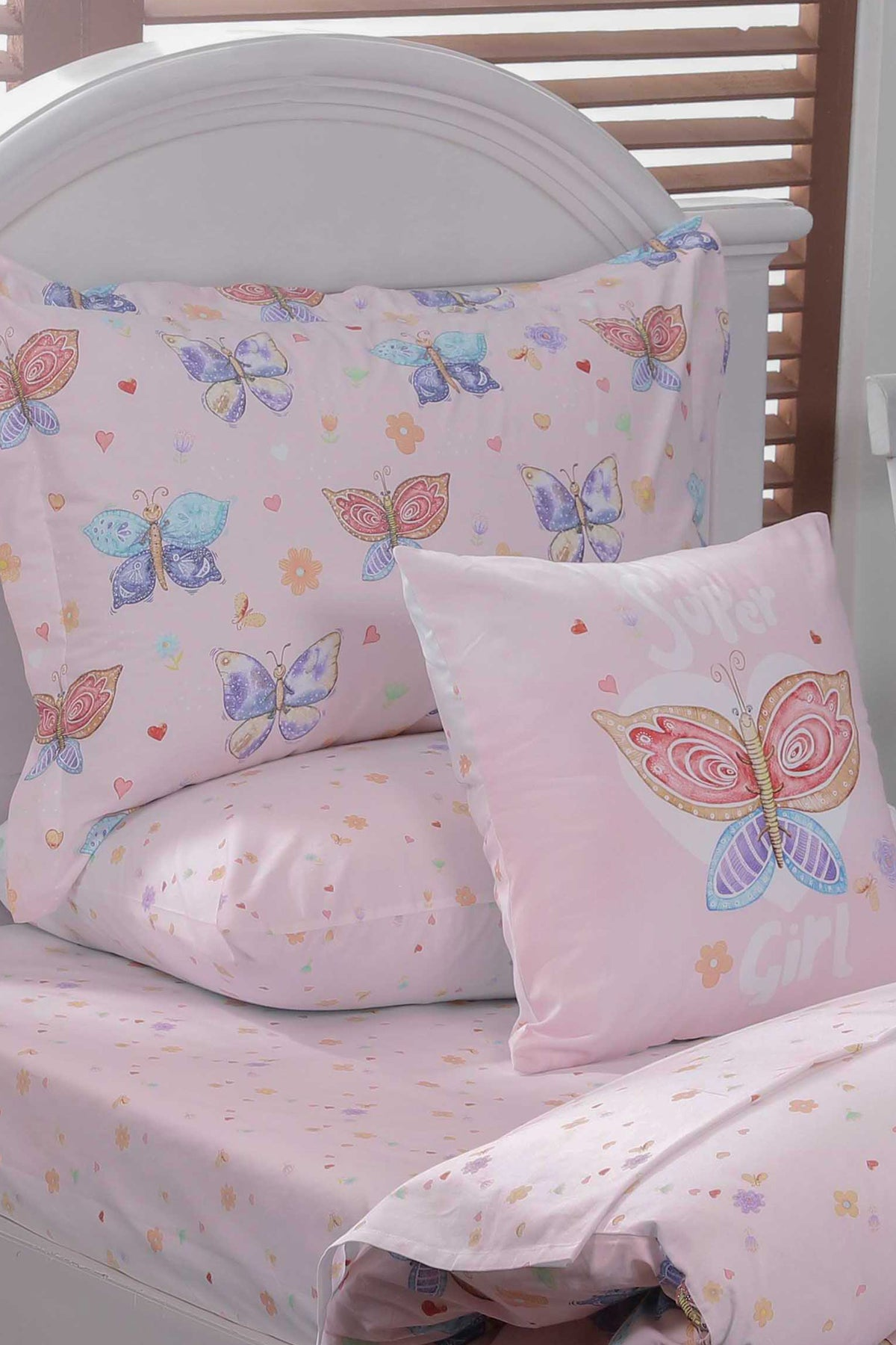 Butterfly - Bed Sheet
