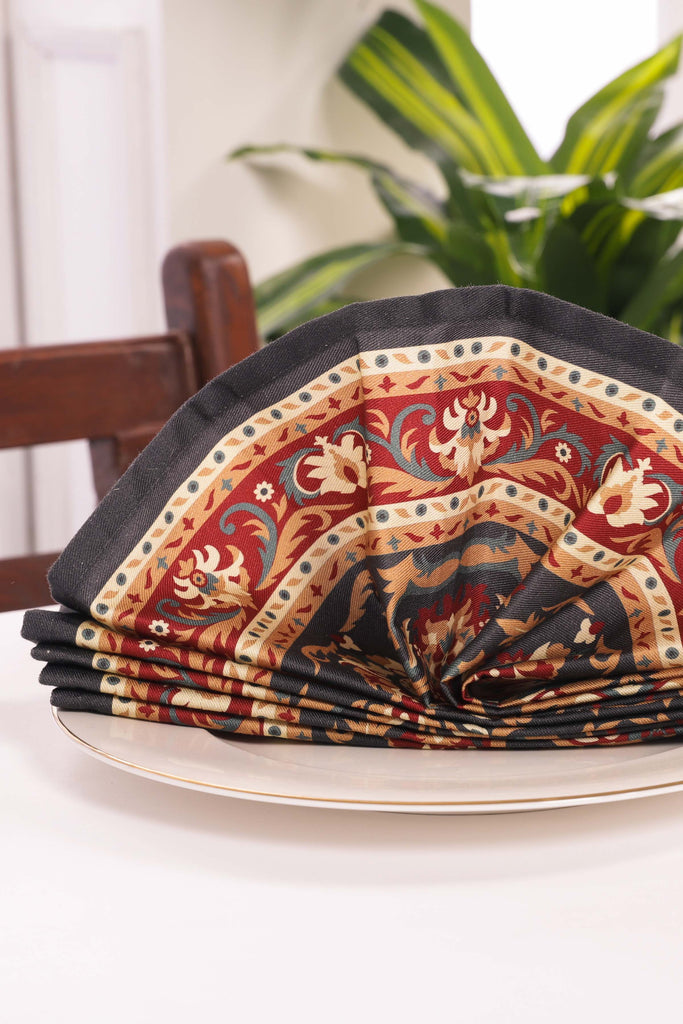 Mosaic Work - Napkin Set